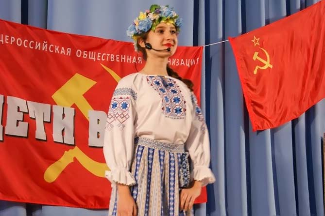 Солистка ансамбля «Купалiнка» выступит на Международном конкурсе-фестивале