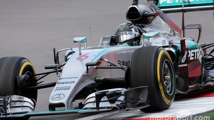 Команда «Мерседес» отметила очередную победу в Кубке конструкторов в гонках «Формула-1»