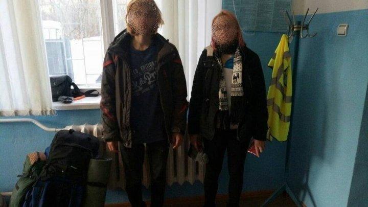 В зоне отчуждения Чернобыльской АЭС задержаны двое сталкеров