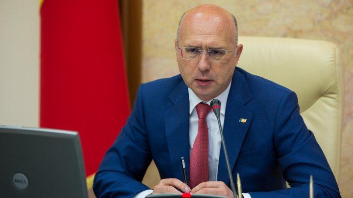 Премьер Павел Филип находится с официальным визитом в Грузии