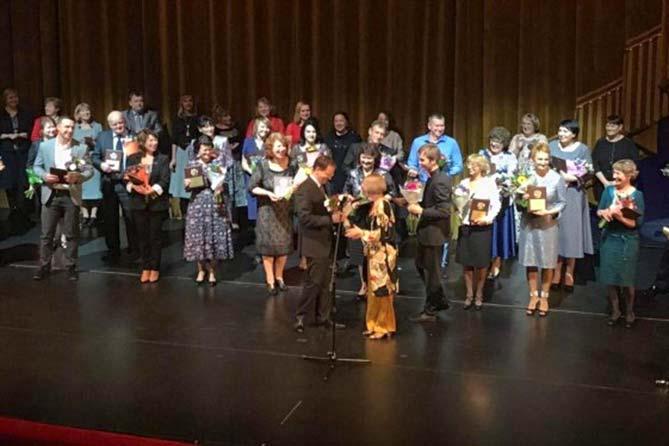 21-11-2017: Поздравляем педагога Галину Девяткину!