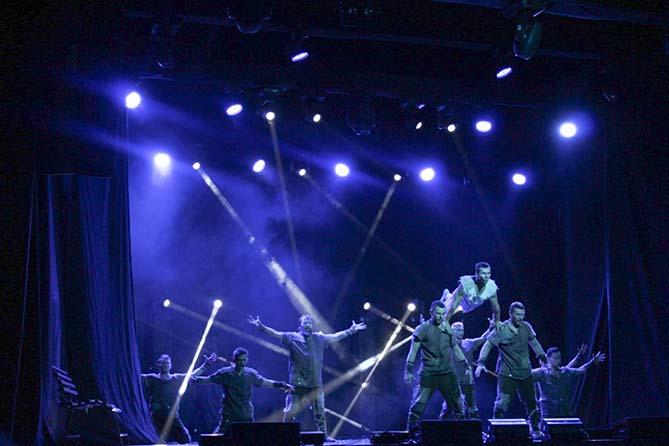 Танцевальная группа «ЮДИ»: «Зрителя не обманешь»