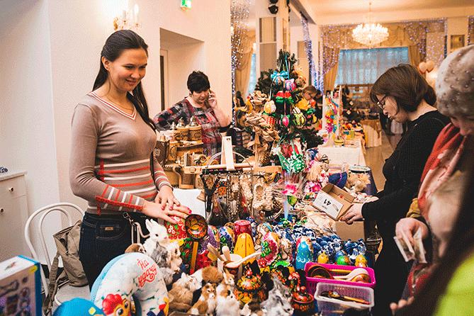 10-12-2017: Приглашаем на Ярмарку подарков