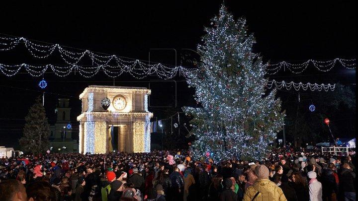 Старт зимним праздникам в столице дадут первого декабря