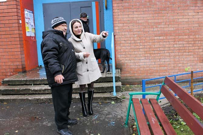 01-11-2017: Благоустройство Комсомольского района