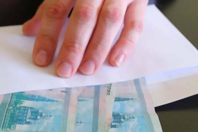 Получение взятки в виде денег: избрана мера пресечения в виде домашнего ареста