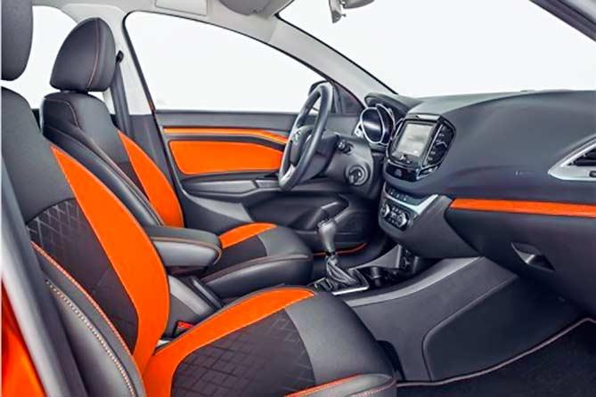 Lada Vesta: Classic, Comfort, Luxe, Multimedia