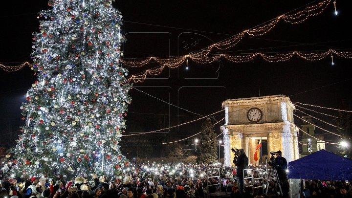 Открытие Новогодней елки на площади Великого Национального Собрания произойдет с опозданием