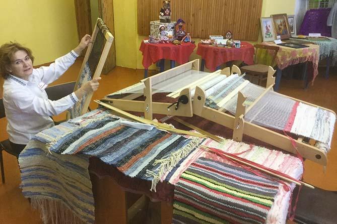 Всех желающих приглашают изучить ткацкое дело