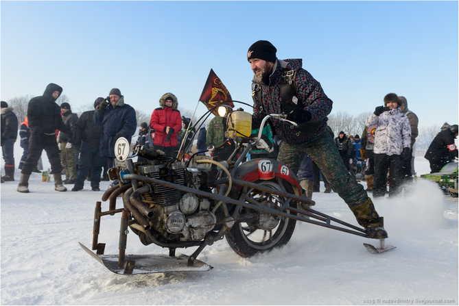 Мотослет Snowdogs снова пройдет в Нижнем Санчелеево в 2018 году