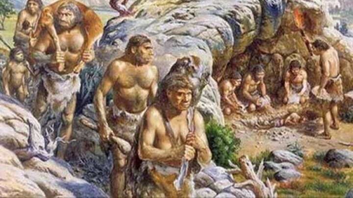 Найдено последнее место жизни неандертальцев