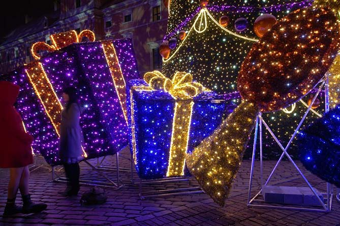 На Новый год тольяттинцев приятно удивят