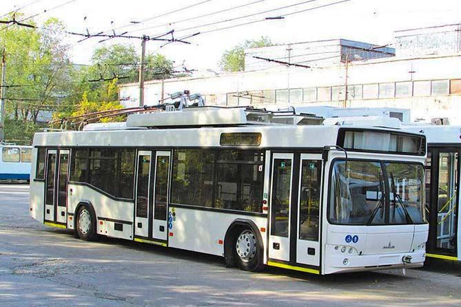 16-11-2017 Новые троллейбусы выйдут на линию