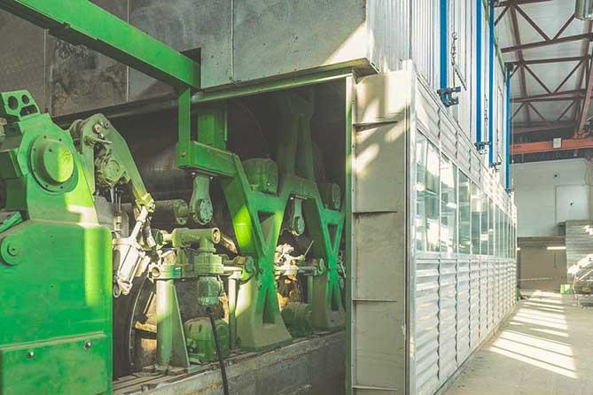 В Тольятти начала работать фабрика по производству бумаги и картона
