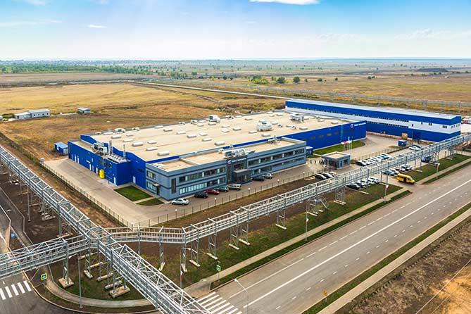 В ОЭЗ «Тольятти» будет построено новое фармацевтическое предприятие