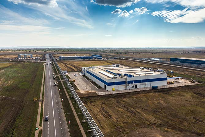 ОЭЗ «Тольятти» вошла в число лучших особых экономических зон России
