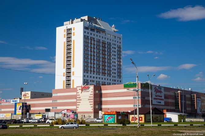 Какие гостиницы Тольятти будут принимать гостей ЧМ-2018