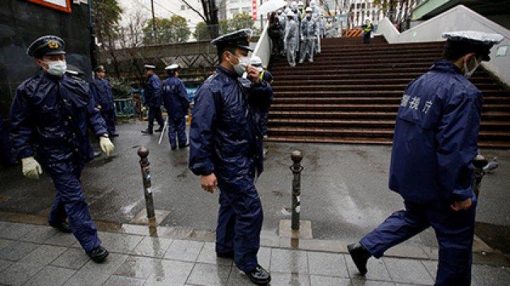 Японец отрубал головы жалующимся суицидникам