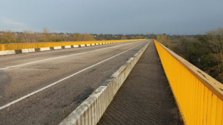 Мост между сёлами Гура-Быкулуй и Бычок откроют после частичного ремонта