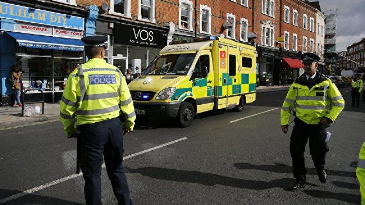 Полиция Лондона опросила мужчин, разыскиваемых в связи с инцидентом в метро