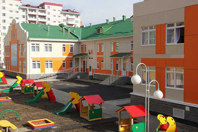 Проектирование и строительство детских садов в 2018-2020 годах