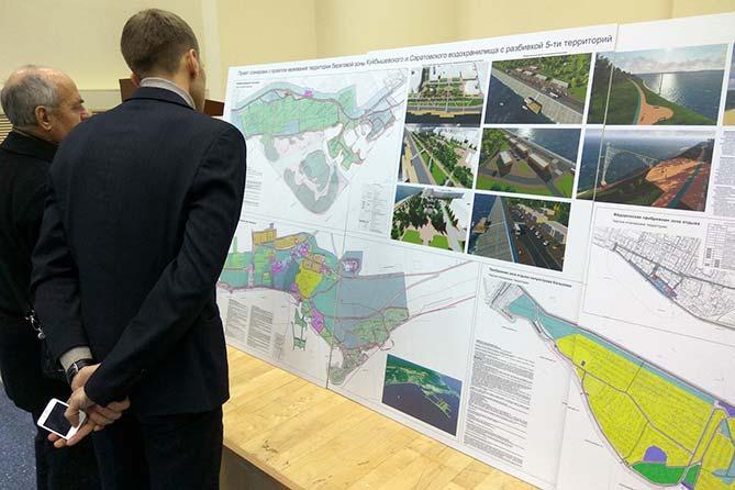 Прошли публичные слушания по проекту планировки и межевания береговой зоны