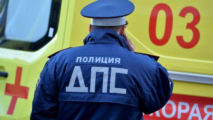 В Подмосковье при столкновении двух самосвалов погиб человек