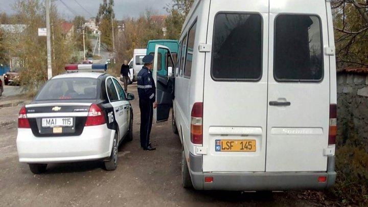 Водителя 184 маршрутки поймали пьяным за рулем