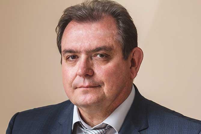 Поздравление Сергея Анташева с профессиональным праздником сотрудников УВД
