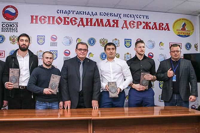 04-11-2017: В Тольятти прошло грандиозное спортивное зрелище мирового уровня