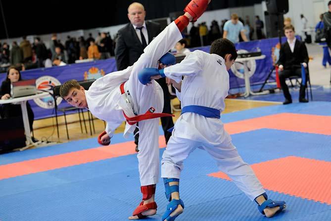 02-11-2017: В Тольятти продолжается Спартакиада боевых искусств «Непобедимая Держава»