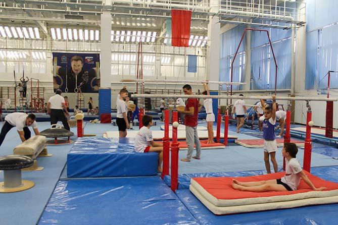Тольяттинская спортивная школа «Олимп» в числе лучших в стране