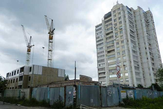 2017: Снижение ввода жилья в Тольятти