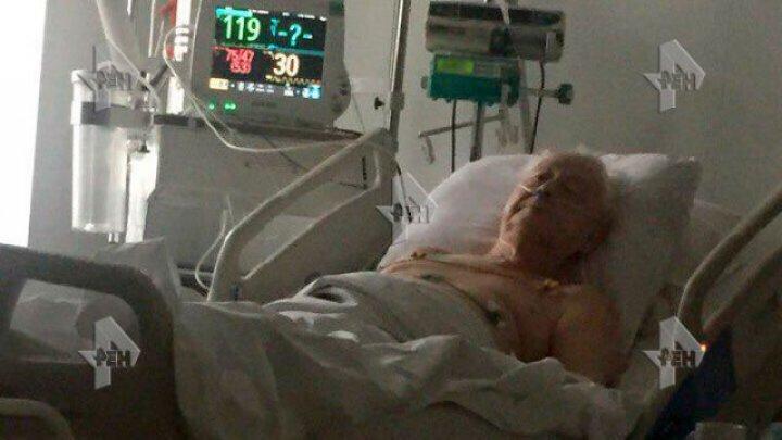 Актер Олег Табаков перенес экстренную операцию: фото
