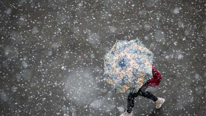 В Москве объявлено экстренное предупреждение из-за снега