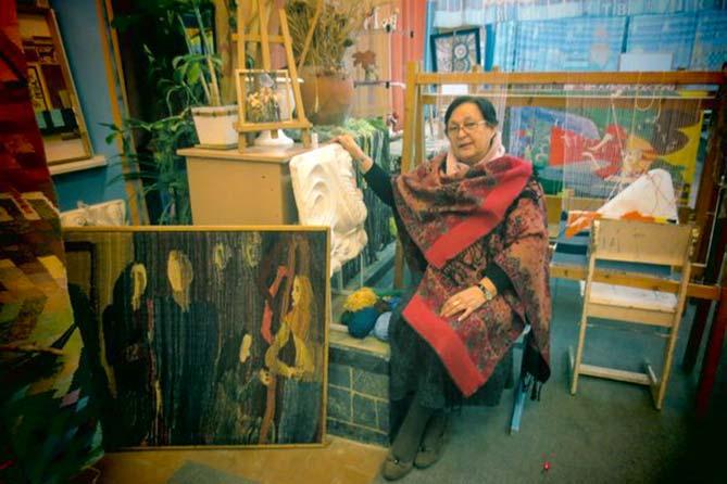 17-11-2017: Приглашаем на выставку гобеленов Татьяны Радченко
