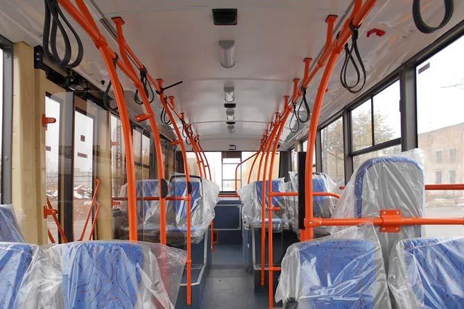 Новые троллейбусы в ближайшее время выйдут на маршрут