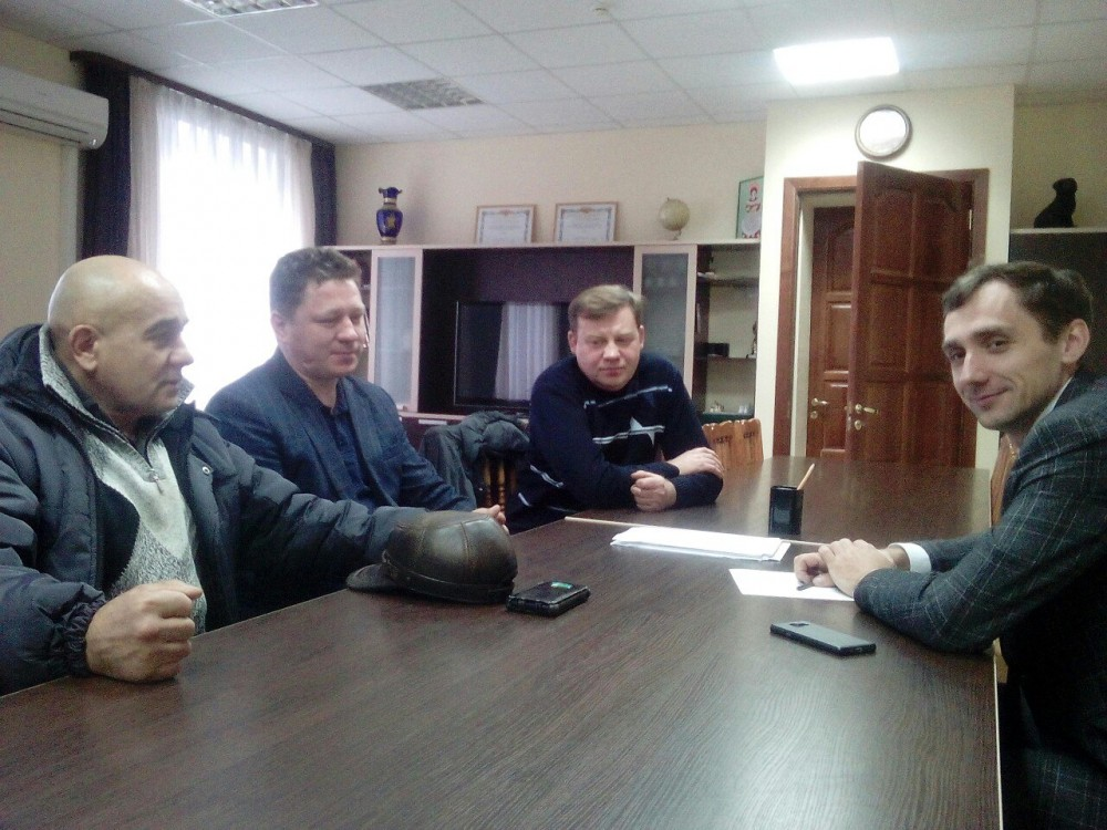Владимир Костин провел прием граждан в Белой Холунице