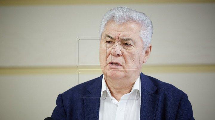 Владимир Воронин поднял на смех инициативу социалистов