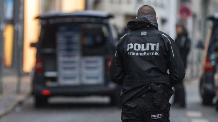 Перестрелка в Копенгагене: один человек убит
