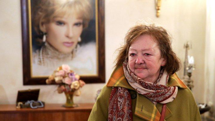 Умершая дочь Гурченко оставила многомиллионное наследство