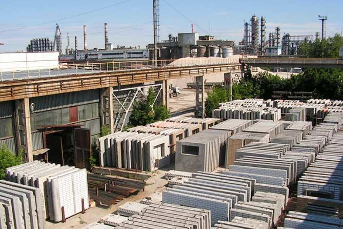 Строительство завода железобетонных изделий: Состоялись публичные слушания