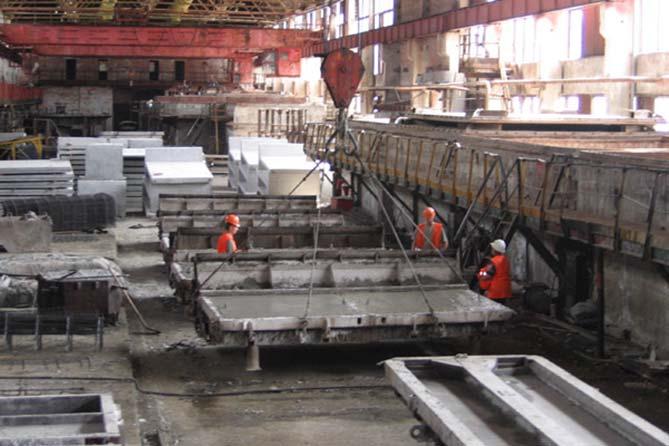 Строительство завода железобетонных изделий: Мнения разделились