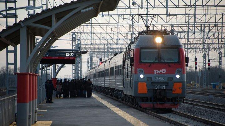 В Приморье сошёл с рельсов пассажирский поезд, ехавший в Северную Корею