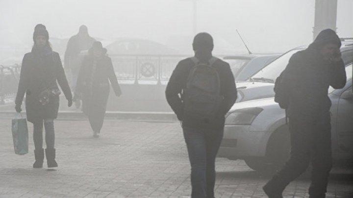 В Тегеране закрыли школы из-за смога