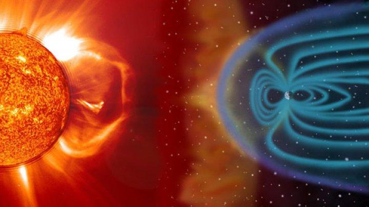 Ученые прогнозируют магнитную бурю в новогоднюю ночь