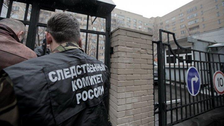 В Москве прохожему плеснули в лицо из газового баллончика и отобрали 1 млн рублей