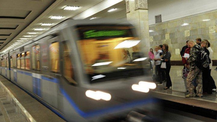 В Петербурге пьяного сотрудника метро задержали за угрозы пистолетом