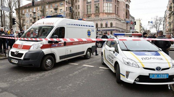 В Запорожье спешивший на службу в церковь лихач устроил гонки с полицией и массовое ДТП
