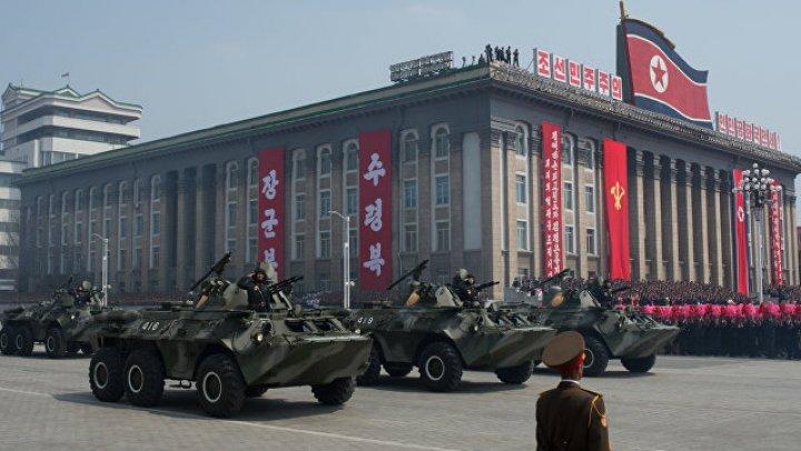МИД России: Ситуация на Корейском полуострове находится на пороге войны